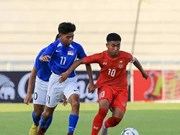Vietnam defeat Singapore at AFF U15 Championship