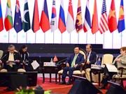 26th ASEAN Regional Forum kicks off in Bangkok
