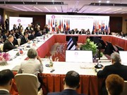 9th EAS Foreign Ministers' Meeting opens in Bangkok