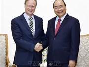 PM hosts outgoing EU delegation head