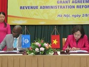WB, Japan help Vietnam improve taxation management