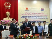 Quang Ninh signs pact to partake in global sailing race