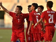 Vietnam defeat East Timor 1-0, advance to semi-finals in regional U15