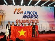 APICTA Awards 2019 to be held in Quang Ninh