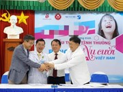 Saigon Co.op funds surgery for kids with cleft palate, lips
