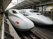 Japan helps Indonesia to develop railway network