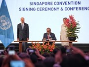 46 countries sign international mediation treaty