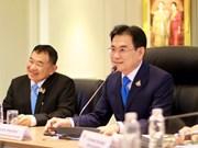 Thailand to speed up FTA negotiations