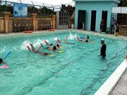Quang Binh strives to prevent child drowning, abuse