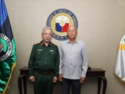 Vietnam, Philippines hold defence policy dialogue