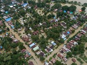 Myanmar: tens of thousands displaced by floods