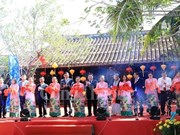 Vietnam-International Silk and Brocade Festival opens in Quang Nam