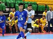 Thai Son Nam advance to quarters of AFC Futsal Club Champ