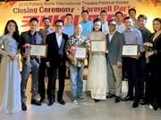 Hanoi's artists honoured at festival in RoK