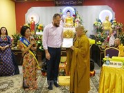 VN's Buddhist cultural centre in Czech Republic gets provincial status