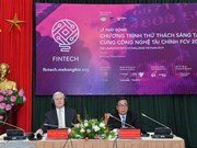 Second Fintech Challenge Vietnam launched