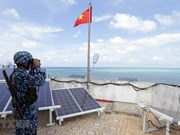 Vietnam respects int'l law during marine sovereignty safeguarding