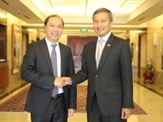 Vietnam, Singapore to further intensify strategic partnership