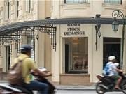 Post-merger stock exchange headquarters in Hanoi