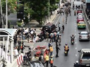 Thailand arrests more suspects related to August 2 bombings
