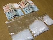 Drug trafficking on rising trend in Singapore