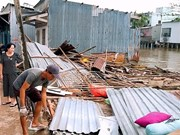 Ca Mau seeks gov't fund to resettle households in disaster–prone areas
