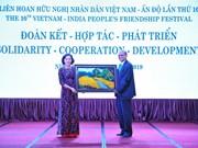 Vietnam-India friendship festival kicks off in Ninh Binh