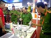 HCM City hosts fire safety & rescue exhibition