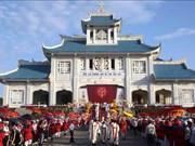 La Vang pilgrimage festival held in Quang Tri