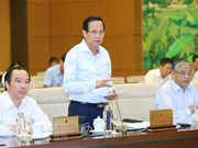 Labour minister clarifies issues regarding Vietnamese guest workers