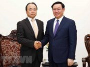 Deputy PM lauds AEON's investment decisions in Vietnam
