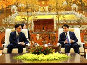 Hanoi contributes to expanding Vietnam-Cambodia relations