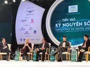 Forbes business forum confers Vietnam navigating digital age