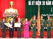 Thua Thien-Hue marks 30th anniversary of province's re-establishment