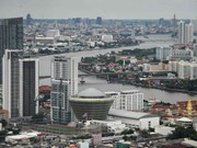 Thailand expects economic growth of over 3 percent this year
