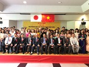 Vietnamese people association established in central-southern Japan