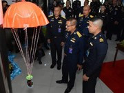 Royal Thai Armed Force opens space operations center