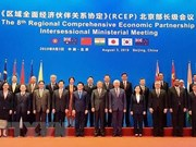 Asia-Pacific countries push ahead with RCEP negotiations