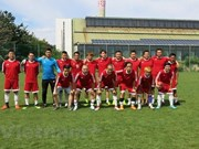Sport events help connect Vietnamese people in Europe