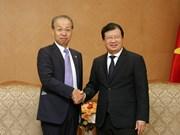 Deputy PM applauds JX NOEX's cooperation proposals