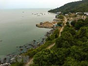 Kien Hai island a major tourist attraction in Kien Giang province