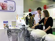 Largest beauty trade show opens in HCM City