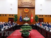 Vietnam, Australia target 10 billion USD in trade in 2020