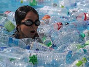 Thailand to roll out plastic bag-gobbling robots