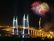 Ho Chi Minh City's Phu My bridge inaugurated