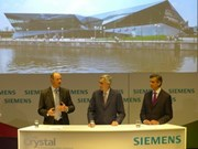 Siemens opens urban development center in London