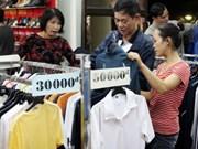 Int'l fashion fair kicks off in Hanoi