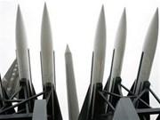 DPR of Korea fires four short-range missiles