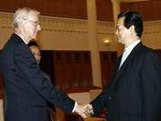 Vietnam partners with Swiss on HR training, FTA