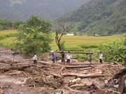 Relief aid given to flood hit provinces